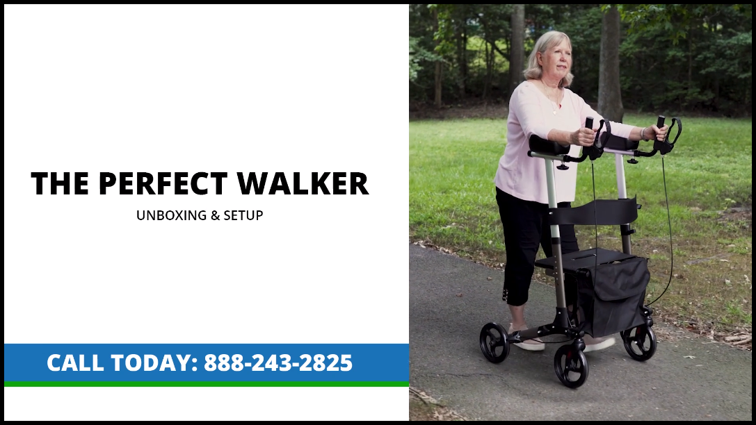 Unboxing the Perfect Walker